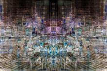 作品を通して曖昧な個の枠組みに触れられる飯島モトハル氏の展覧会「デカい牛の デカい内臓」