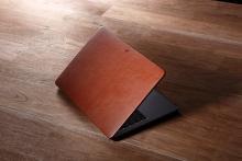 ディーフ、MacBook Proをシックな印象に変えるPUレザー製の保護ケースを発売