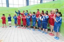 2年ぶり開催「ロンハー水泳大会2017」総勢24人が水着姿で大奮闘