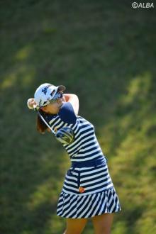 LPGAプロテスト2次予選 勝みなみが7位に浮上、川崎志穂が首位キープで折り返し