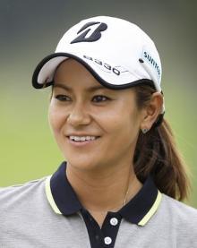 宮里藍、今季で引退=「藍ちゃん」旋風、米ツアー9勝-女子ゴルフ