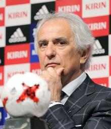 加藤ら初選出、乾復帰=6月のイラク戦メンバー-サッカー日本代表