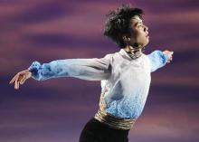 羽生、SPは2季ぶりショパン=五輪連覇へ世界最高点の曲-フィギュア