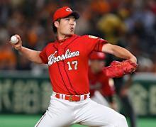 広島3連勝=プロ野球