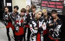 ダンスボーカルグループ「PRESI-D」初ライブにファン800人!ステージで男泣きも