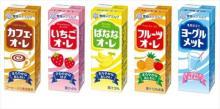 雪印メグミルク「カフェ・オ・レ」などがリニューアル発売!