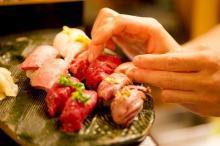 肉が寿司文化に挑戦!「肉寿司」と「焼肉寿司」が2フロア2業態同時オープン
