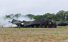 宮城で実弾射撃訓練を公開=米海兵隊