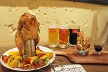 ビール×豪快BBQ!ビアダイニング「シュマッツ」夏の新メニューを実食