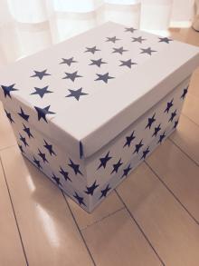 思い出整理や子どもの宝箱にもOK!「IKEA」&「セリア」ボックスのデコレーション方法2つ