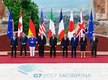 G7サミットが開幕
