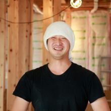 【フォトグラファー栃木に家を建てる】大工さんは28歳