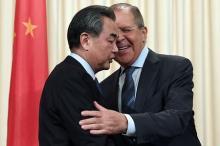 THAAD配備反対で一致=朝鮮半島情勢で中ロ外相