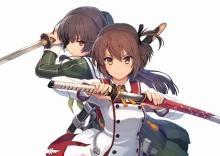 オリジナルアニメ「刀使ノ巫女」製作決定!「艦これ」しずまよしのりがキャラ原案