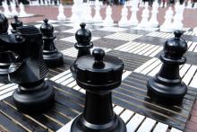 AIの凱歌―最強のチェス選手カスパロフ敗北から20年、ついに囲碁の最強、柯潔も屈する
