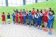 """カズ<span class=""""hlword1"""">レーザー</span>、みやぞんらが初参戦!「ロンハー水泳大会」"""