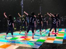 私立恵比寿中学が7人体制で初パフォーマンスを披露!