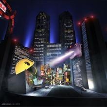 ゴジラ×パックマンの異色コラボ--夢の体験型アート展が登場