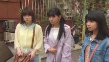 注目の若手女優・中尾萌那がドラマデビュー 浅川梨奈と共演