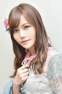 AKB48込山榛香、総選挙でアイドル人生に変化 モデルプレスインタビュー<AKB48グループ選抜総選挙投票前企画>