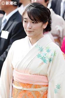 一橋大大学院生と秋篠宮家「眞子さま」ご婚約のタイミング