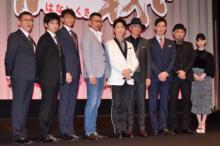 野村萬斎、東京五輪前に日本の力をアピール 佐藤浩市、茶道所作は「吹き替えでもよかったんじゃ…」