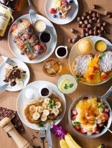 フレンチトースト専門店、秋の新メニュー試食会を開催