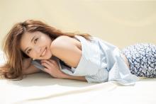 今話題の女子大生モデル・大石絵理が初登場♡美ボディの秘密に迫る