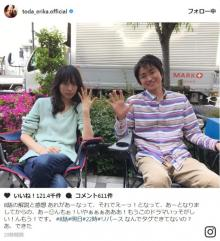 『リバース』戸田恵梨香、藤原竜也と共に意味深発言「このドラマいっそがしい!」