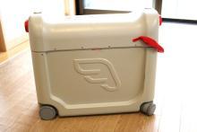 【レビュー】JetKids社「ベッドボックス」が子連れフライトにお役立ち!