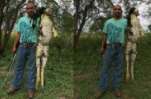テキサス州で発見されたとされる6kgのウシガエルの写真がネットで物議