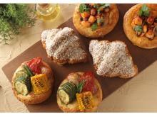 味わいも見た目も大満足!夏の食卓をお洒落に彩るパン&菓子