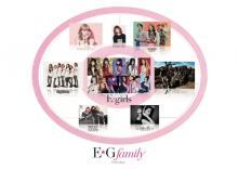 "E-girls再編「E.G.family」誕生 <span class=""hlword1"">Aya</span>は裏方に、Amiはソロ専念"