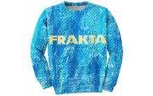 イケアの青い袋がトレーナーに!?「FRAKTA」ファッション日本上陸