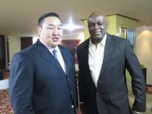 モンゴルの大実業家になった朝青龍が語るBIGな夢。「アリババがジェット・リーと組んで格闘技イベントを立ち上げる」