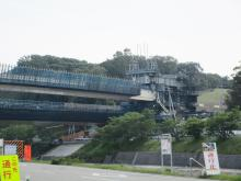 関西最大の渋滞ポイント解消に向け年末開通を目指す「新名神 高槻JCT-神戸JCT間 有馬川橋」の工事現場を訪れる