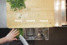 もうキッチンがゴチャゴチャしない! 片付けストレスなしで料理できる「分別まな板」が海外で大人気