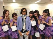 つんく♂、解散℃-uteにブログでエール「君らならきっと大丈夫!」