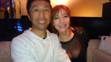 内藤大助 元女子プロレスラー・ブル中野と2shot、変貌ぶり称賛