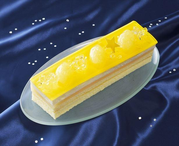 人気ケーキ店の七夕スイーツ