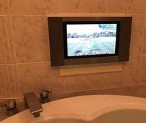 薬丸裕英 長風呂2時間半、テレビ付き自宅バスルーム公開