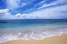 夫婦2人きりの締めくくりに産前旅行へ。青い海が新しいステップへ後押ししてくれた