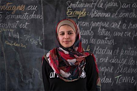 シリア難民を初の親善大使に=ユニセフ