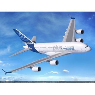 エアバスA380plusの開発調査--座席当たりのコスト13%減、燃費も最大4%減