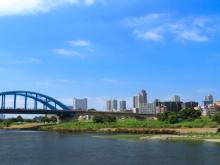 釣り、キャンプ、植物散策! 都会を流れる「多摩川」で自然と遊ぼう!