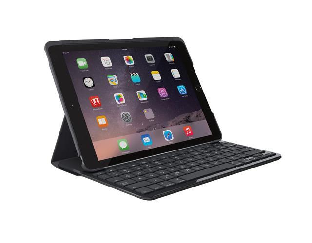 ロジクール、新型iPad対応の2つ折り保護カバー&スタンド付キーボードを発売