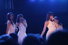 東京女子流が『やついフェス』で7/5新曲を初披露 同フェス初のアンコールも起こり盛況のステージに