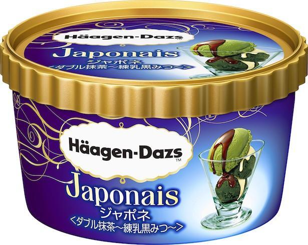 絶妙なハーモニー!ハーゲンダッツの新作は抹茶の美味しさをアイスとソルベで