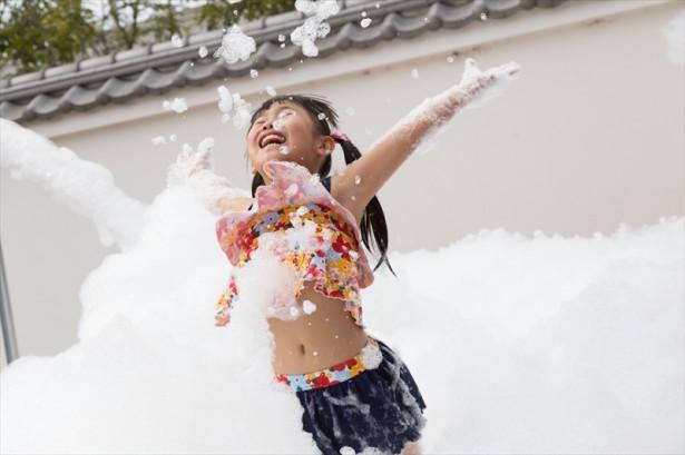 暑い夏でも涼しく遊べる!太秦映画村「ひえひえ王国」開催