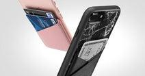 Casetify、スマホに取り付けられるレザーポケットカードホルダーを発売